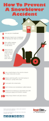 How To Prevent A Snowblower Accident